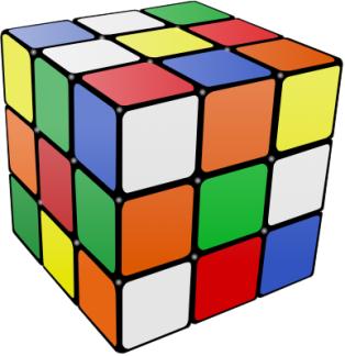 Rubik 1 kpl